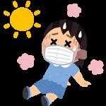 マスクと熱中症予防
